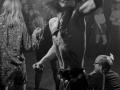 Bal hipisów w Galerii Krzysztofory - tańczy Jacek Gulla, po prawej u dołu filmuje Henryk Makarewicz, 15 III 1969, fot. Jacek Maria Stokłosa