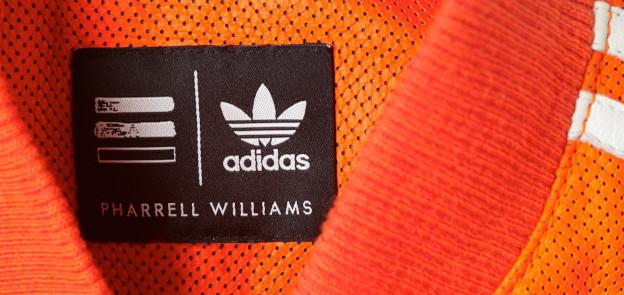 Pharrell Williams przygotował bluzy i buty dla adidasa