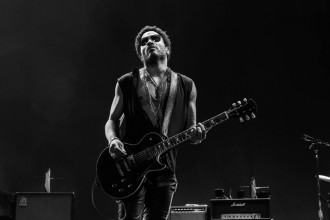 Lenny Kravitz Photo: Mathieu Bitton