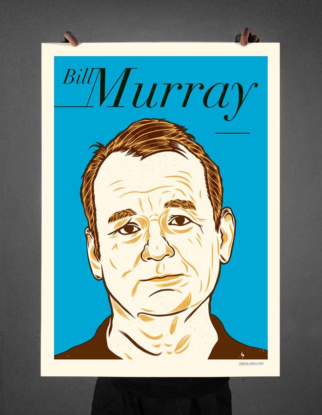 Bill Murray Patryk Mogilnicki Aktivist Koncerty Wywiady