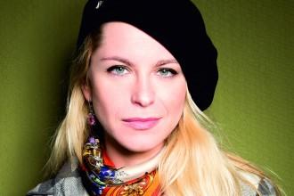 Katarzyna Bonda mat. Big Book Festival 2015