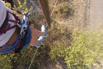 Park Linowy - miejska adrenalina na wysokości