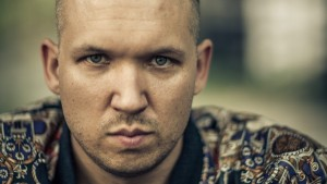 27.08.2015. Warszawa . Muzyk Jan Mlynarski . Fot. Albert Zawada / Agencja Gazeta