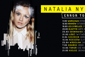 "Natalia Nykiel Ogłasza ""ERROR TOUR""!"