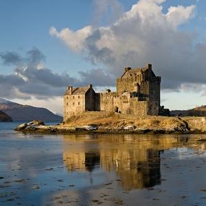 zamki w Szkocji