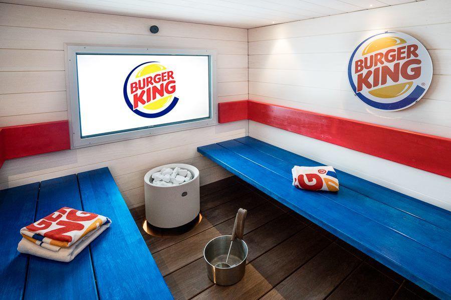 burgerking, spa