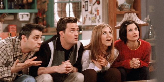 Kto jako ostatni dowiedział się o związku Moniki i Chandlera?