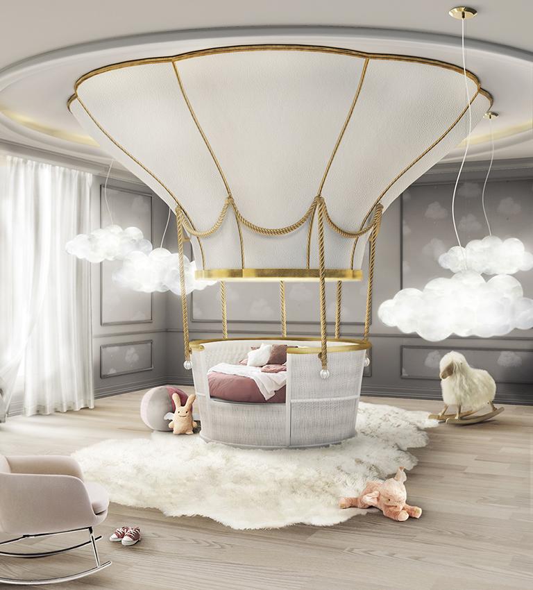 łóżko balon