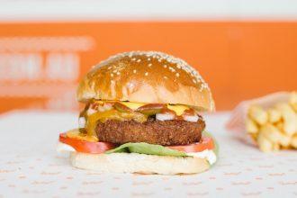 burger za darmo