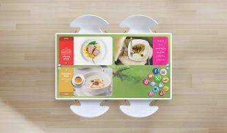 interaktywna restauracja