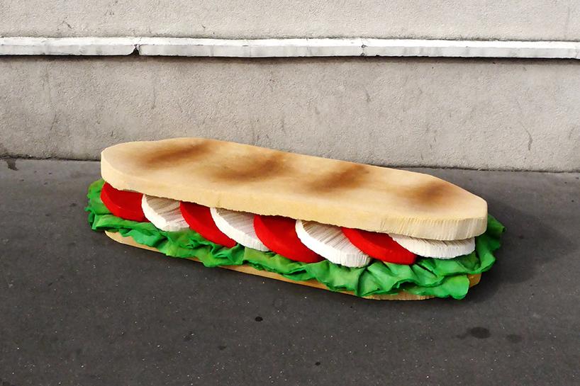 kanapka, materace
