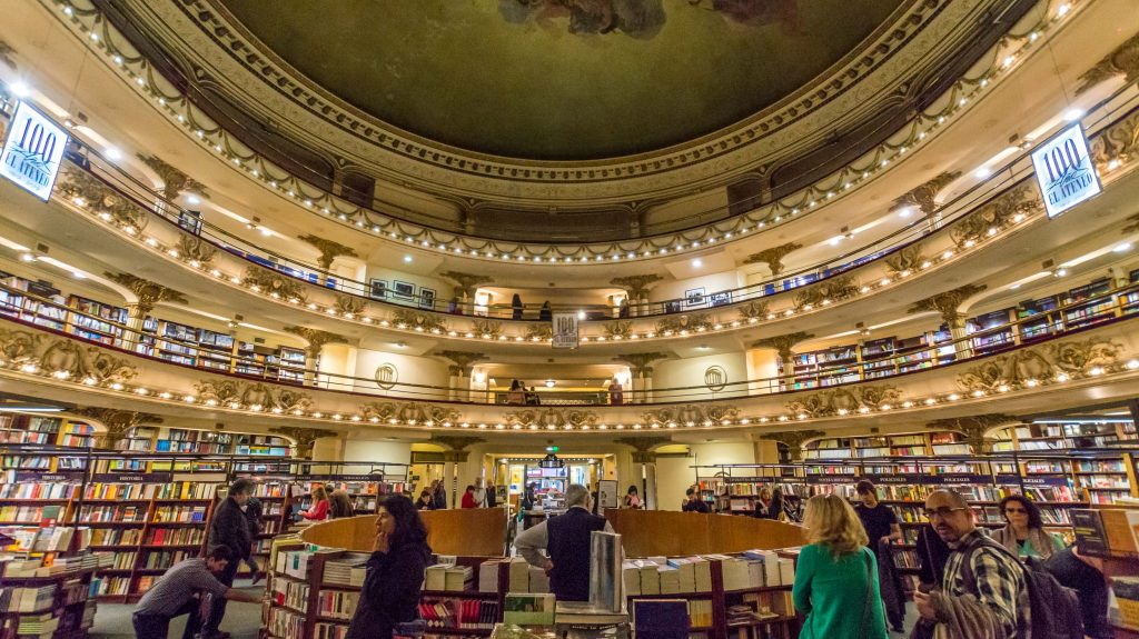 księgarnia argentyna
