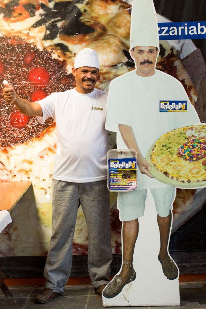 pizza największa, tort pizza