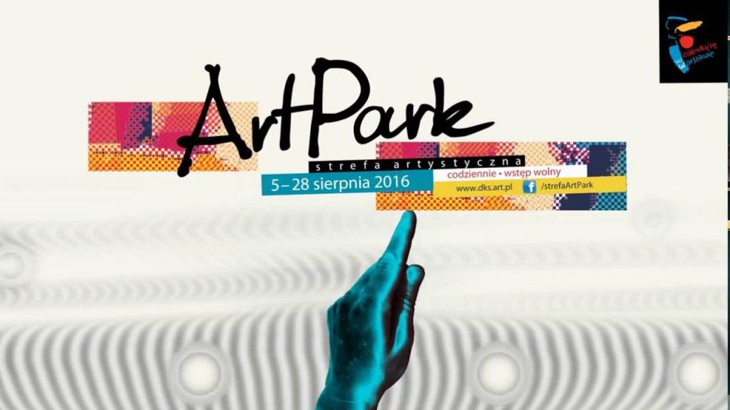 ArtPark, strefa artystyczna warszawa