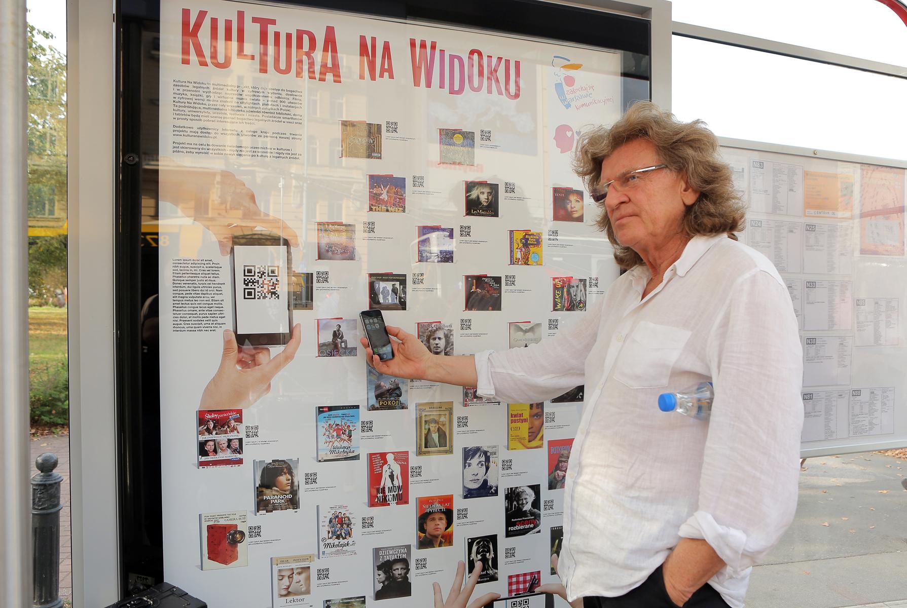 legalna kultura Warszawa