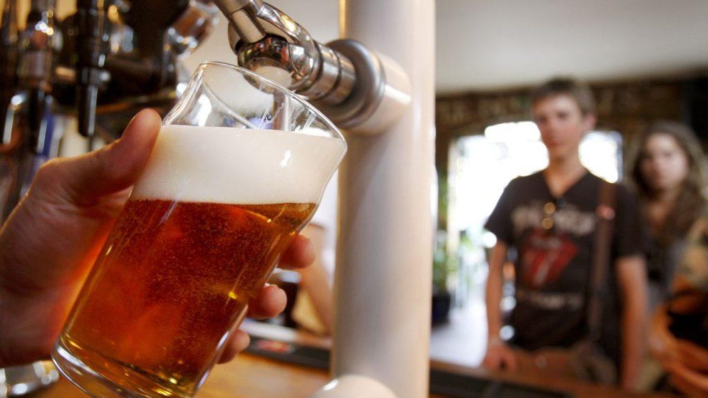 piwo z moczu