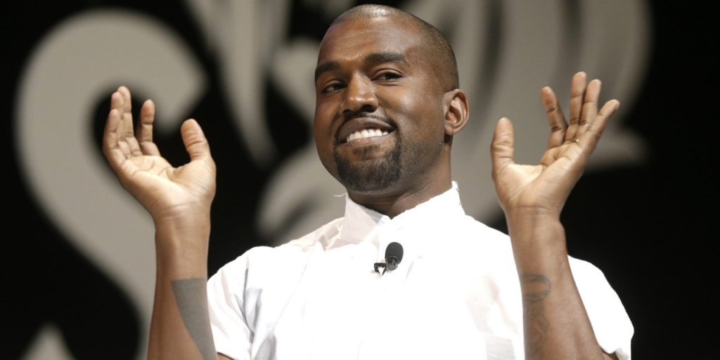 Kanye West, fade, klip