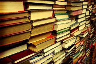 książki, biblioteka