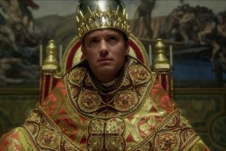 pope, jude law, the young pope