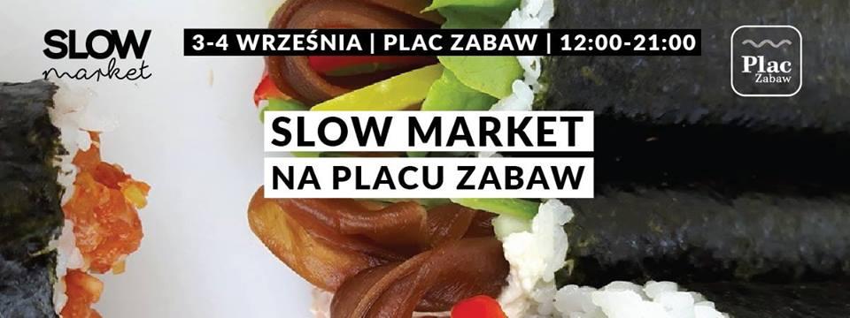 Slow market, weekendowe targi