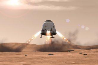 spacex, mars konferencja 2016