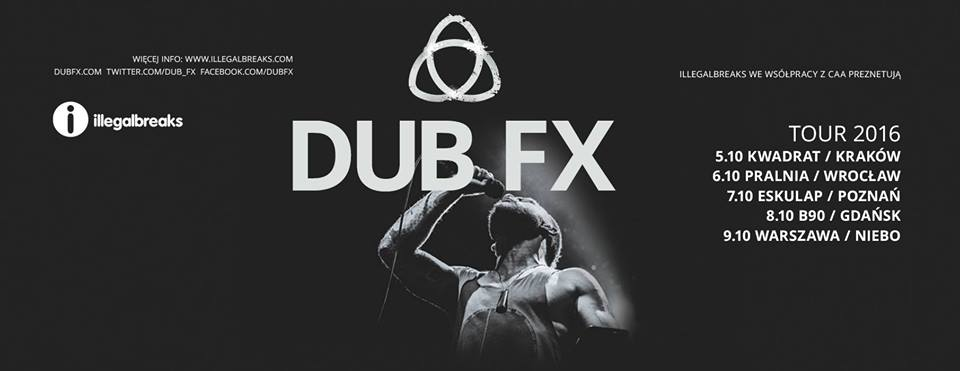 dub fx, niebo, weekend