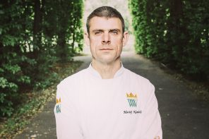 Kiszka w restauracji – rozmawiamy z Maciejem Nowickim, szef kuchni Muzeum Pałacu Króla Jana III w Wilanowie