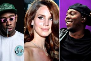 Lana Del Rey, Dizzee Rascal, Tyler, The Creator i inni. Posłuchaj dzisiejszych premier