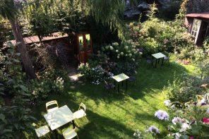 Top ogródków, w których będziecie chcieli spędzić lato w Warszawie