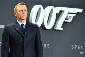 Daniel Craig oficjalnie potwierdził: powróci jako James Bond