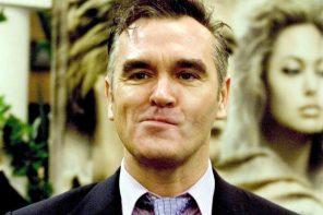 Morrissey zapowiada nowy album