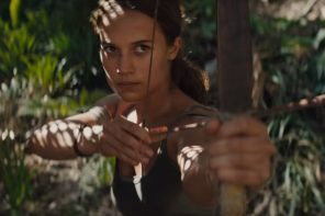 "Alicia Vikander jako Lara Croft. Jest pierwszy trailer nowego ""Tomb Raidera"""