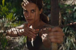 """Alicia Vikander jako Lara Croft. Jest pierwszy trailer nowego """"Tomb Raidera"""""""