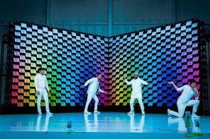OK Go ma nowy viral. Tym razem robią equalizer z drukarek