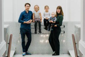 Rodzina w mieście: Miasto w piątkę