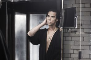 Nick Cave prezentuje premierowy album nagrany z Warrenem Ellisem