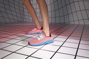 Żegnajcie paski, witajcie kolory. Adidas Originals prezentuje model Deerupt