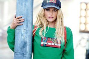 Britney Spears nową twarzą KENZO. Reprezentuje jeans