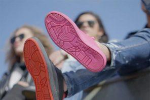 Podeszwa z gumy do żucia. Zobacz te przyjazne środowisku buty z recyklingu
