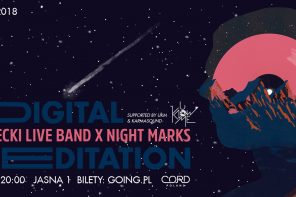 Digital Meditation: Jarecki Live Band x Night Marks x Karmasound