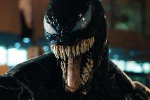 Tom Hardy zamienia się w Venoma w trailerze najnowszej superprodukcji Marvela