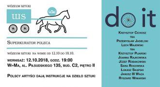 Do it - wystawa