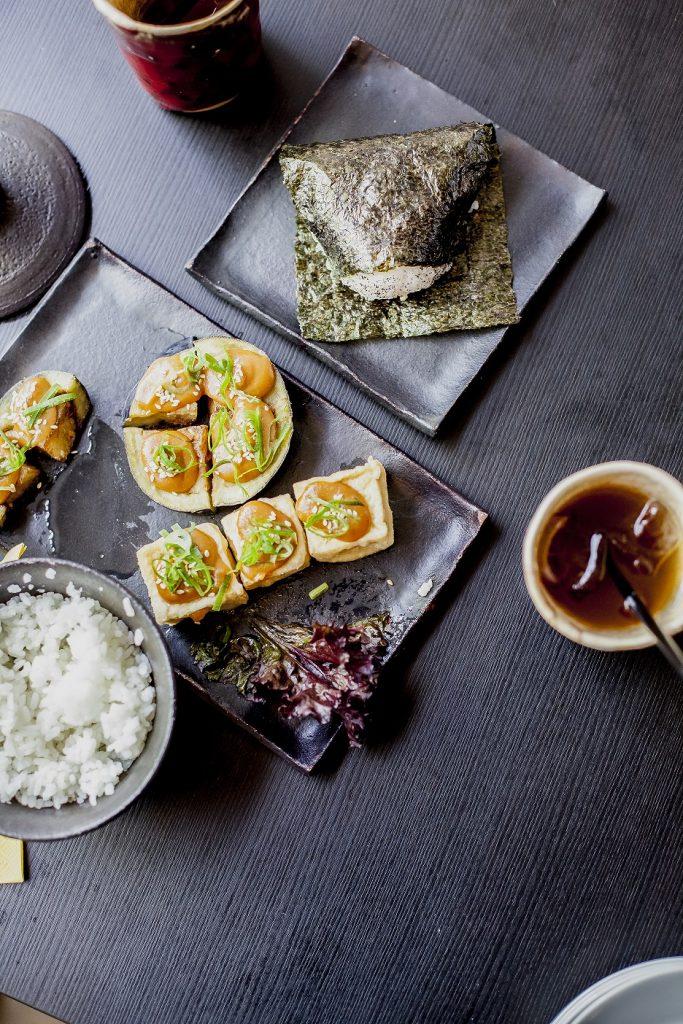 Japońskie dania