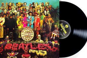 """Sgt. Pepper's Lonely Hearts Club Band"" ulubionym albumem Brytyjczyków"