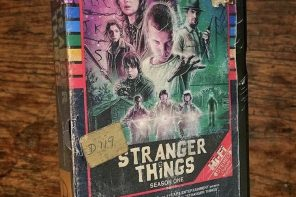 Stranger Things na kasecie video?