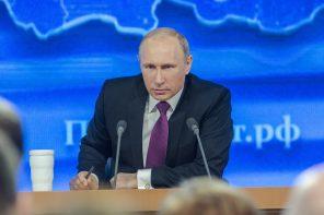 Władimir Putin zabiera się za rosyjski rap!