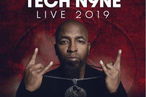 Tech N9ne Live w Warszawie