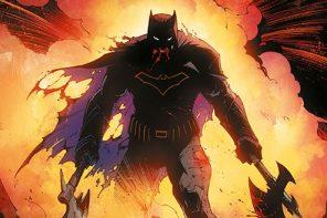 Batman Metal. Mroczne dni – Recenzja