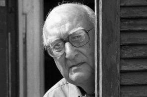 Zmarł AndreaCamilleri, autor kultowych kryminałów