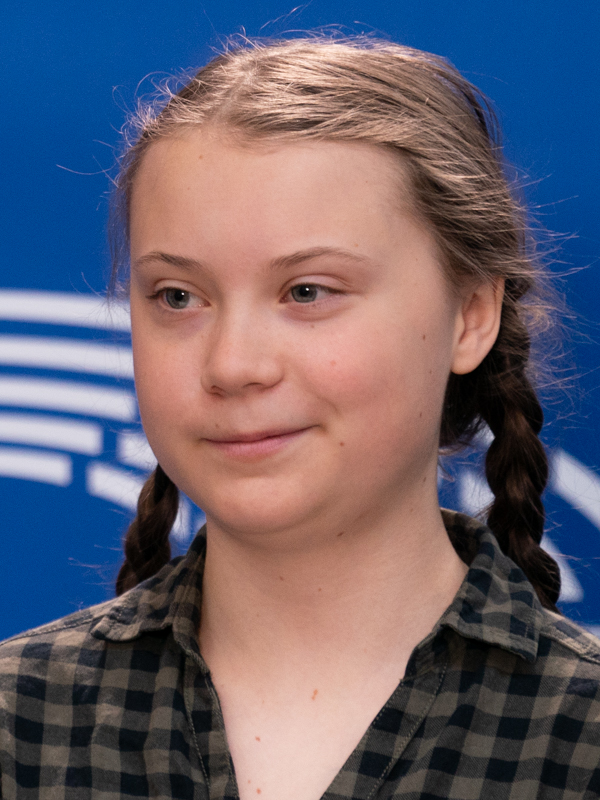 Greta Thunberg zastrzeże swoje nazwisko